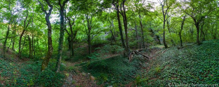 Utrish Nature Reserve_Krasnodar Territory_panorama2